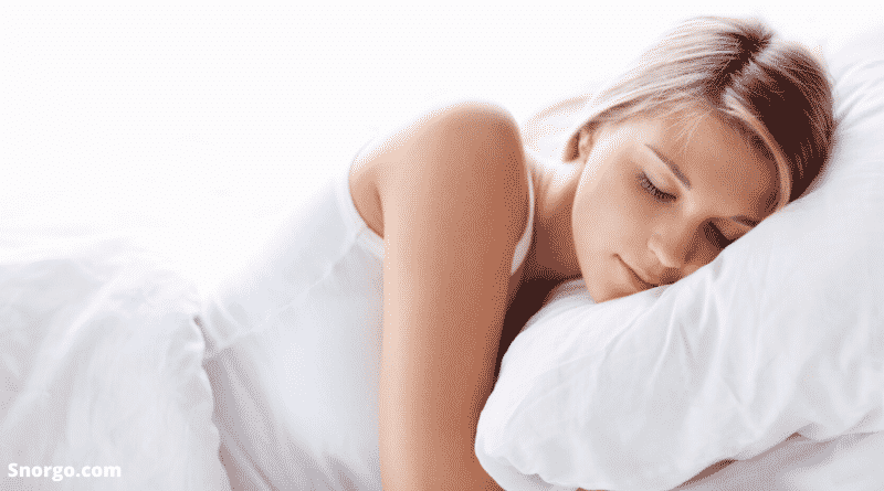 How To Stop Snoring If You Are A Girl