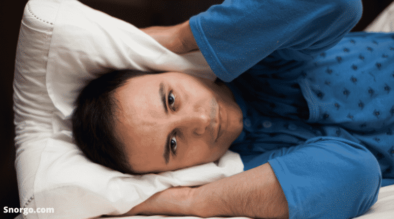 How to stop snoring of others