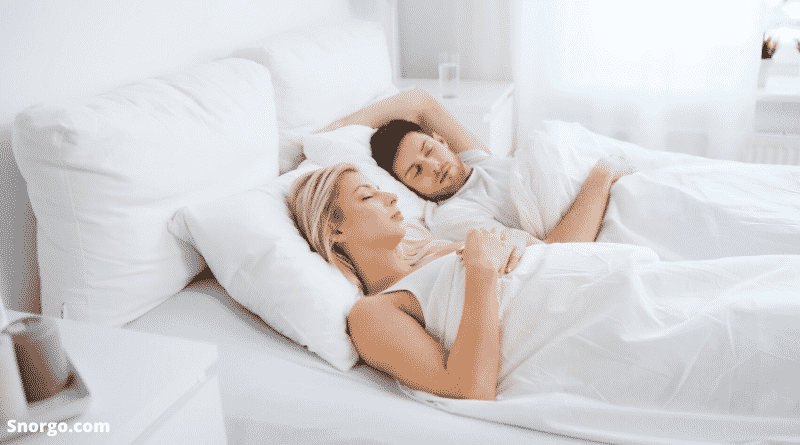 How to stop your boyfriend_girlfriend snoring